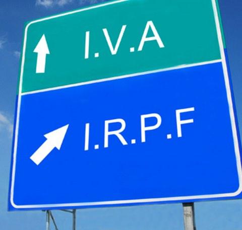 Gastos no deducibles en IRPF e IVA en 2018