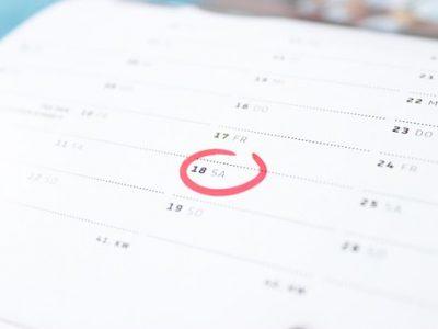 Calendario laboral y apertura comercial domingos y festivos 2020